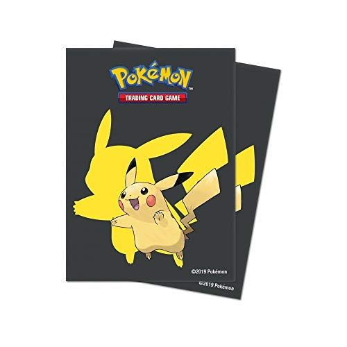 Ultra Pro 15101 Pokemon-Standard Deck Protektoren - Pikachu 2019 (65 Pk), Multi