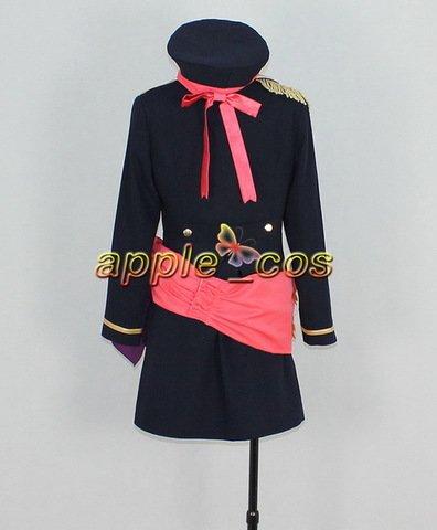『【apple_cos】ラブライブ! School idol project 綺羅ツバサ Shocking Party コスプレ衣装 女性M』の4枚目の画像