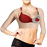 Lady Jeneva Upper Arm Shaper for Women | Posture Corrector with Arm Compression