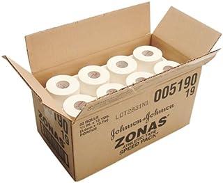 "Johnson 81015395 & Johnson Zonas Porous Tape 1 1/2"" 32 Pack"