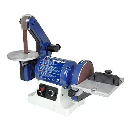 Rikon 50-161VS Power Tools 1 x 30 Inch Belt, 6 Inch Disc Variable...