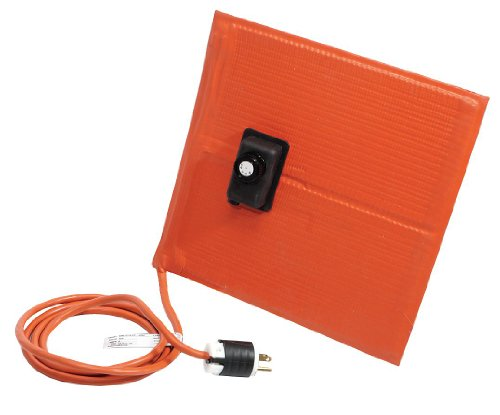 Learn More About BriskHeat SRP06121PADJB SRP-ADJ Heating Blanket with PSA, 90W, 120V, 12 Length, 6...