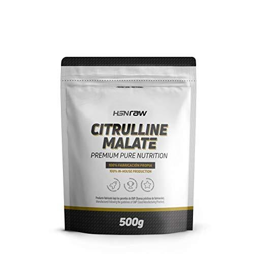 Citrulina Malato en polvo de HSN | Vasodilatador, Óxido...