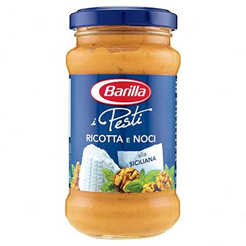 Barilla Pesto alla Sicilia con Ricotta e Noci, 190g