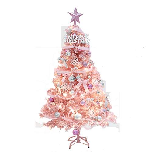 RENJUNJUN 5,9 pies árbol de Navidad Artificial, de la Navidad, de fácil...