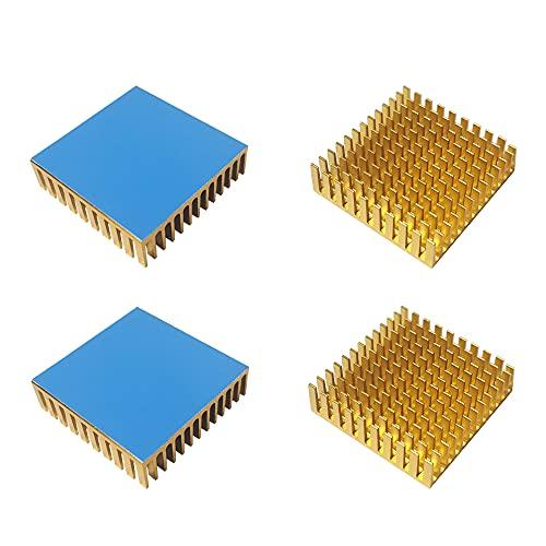 CTRICALVER Disipador Aluminio Radiador