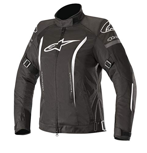 Alpinestars Stella Gunner V2 - Giacca da motociclista, colore: nero