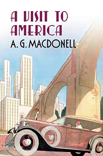 A Visit to America (English Edition)