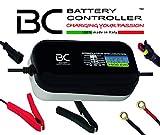BC Battery Controller BC 3500 EVO, Caricabatteria e Mantenitore Digitale/LCD, Tester di Ba...