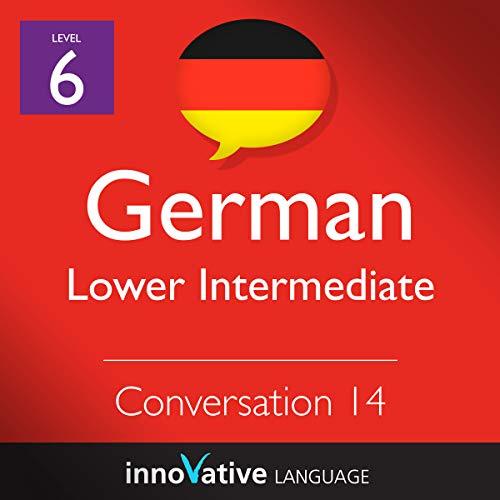 Lower Intermediate Conversation #14, Volume 1 (German) cover art