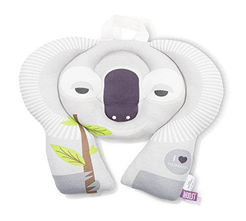 Find Discount Rhoost Toddler Travel Buddy Neck Rest. Head Support for Kids on Car & Airplane Journey...