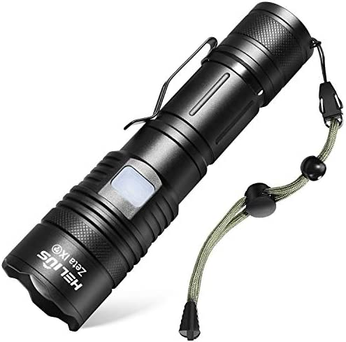 Rechargeable Usb Led Flashlights 2500 High Lumens Zoomable 5Modes tactical Flash Light Cree product image