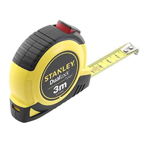 STANLEY STHT36802-1 - Cinta de doble bloqueo (3 m)