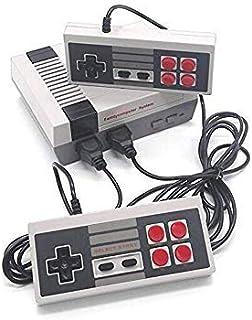 کنسول های GameAge Classic Family Family ساخته شده در بازی های ویدیویی 600 تلویزیون با کنترلرهای دوگانه ، سیستم حرفه ای برای پخش کننده بازی NES