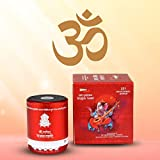 Shemaroo Ganesh Bhajan Vaani Speaker - Specially Curated Famous Ganesha Aarti, Bhajan, Jaap, Mantra with Bluetooth