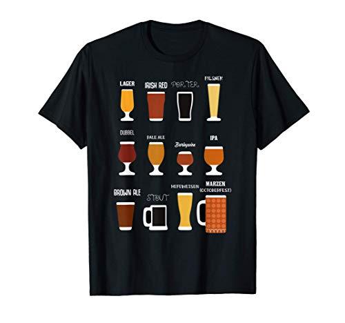 Fabricación Degustación Cervezas Caseras Cervecero Regalo Camiseta
