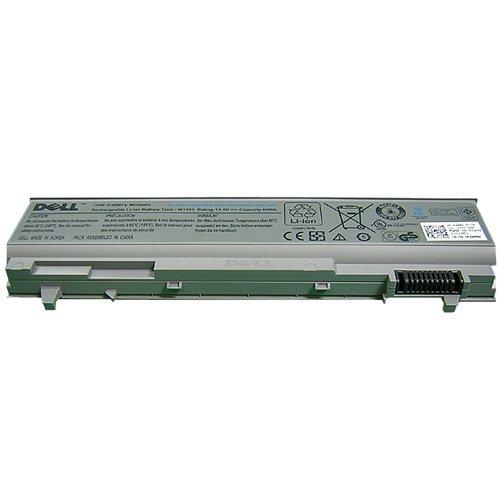 Dell 312-7414 Notebook Battery Lithium-Ion Laptop Battery for Dell Latitude E6410, E6410 ATG, E6510, Precision mobile M4500, 60Wh, Grey, 1 Piece