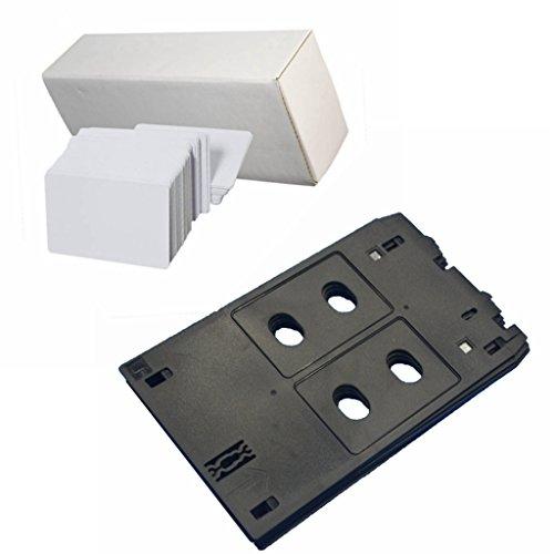 Inyección de Tinta Tarjeta de PVC con Bandeja para Canon J Printers-Type - Pixma MX922, mg7720, MG5400, MG5420, MG5422, mg5430, MG5450, MG5460, MG5470, mg5480, IP7200, MG7120, ip7230