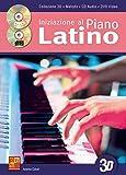 Iniziazione al piano latino in 3D - 1 Libro + 1 CD + 1 DVD