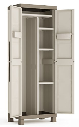 KETER | Armoire Utilitaire EXCELLENCE , Sable/Terre, 65...