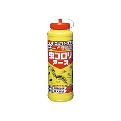 アース製薬 虫コロリアース[粉剤] 550g×3本セット