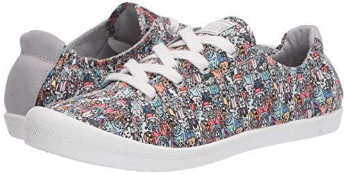 Skechers Women's Beach Bingo-Dapper Daily Sneaker