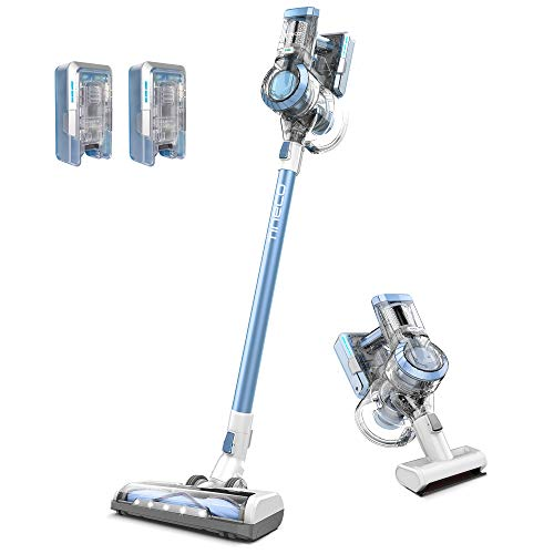 Tineco A11 Hero EX Cordless Lightweight Stick/Handheld Vacuum Cleaner, Powerful Suction for Carpet, Hard Floor & Pet