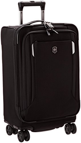 Victorinox Werks Traveler 5.0 Wt 22 Dual-Caster, Black