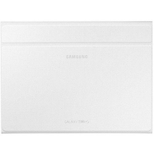 Samsung EF-BT800BWEGWW Book Cover per Galaxy Tab S 10.5, Bianco