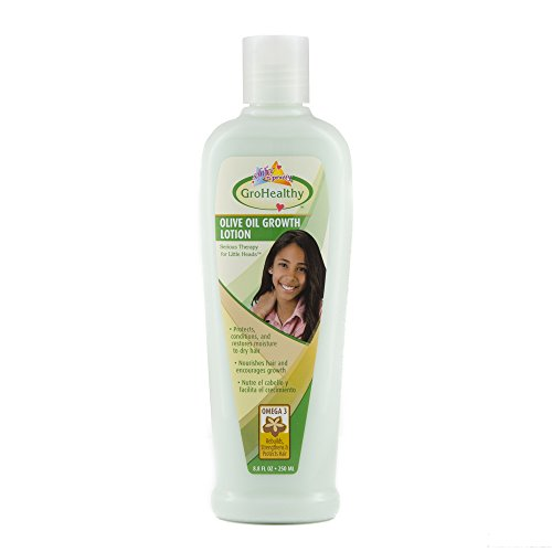 Sofn'free N'Pretty GroHealthy Lotion pour cheveux à l'huile d'olive