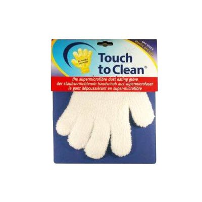 Touch to Clean Mikrofaser-Handschuh, Paar