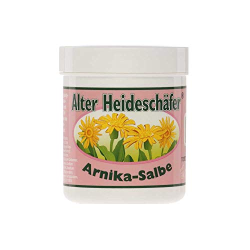 Alter Heideschäfer® Arnika Salbe Hautschutzsalbe Heilsalbe, antiseptisch, 100 ml