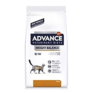 Advance Veterinary Diets Weight Balance - Pienso para Gatos con Tendencia A La Obesidad 3