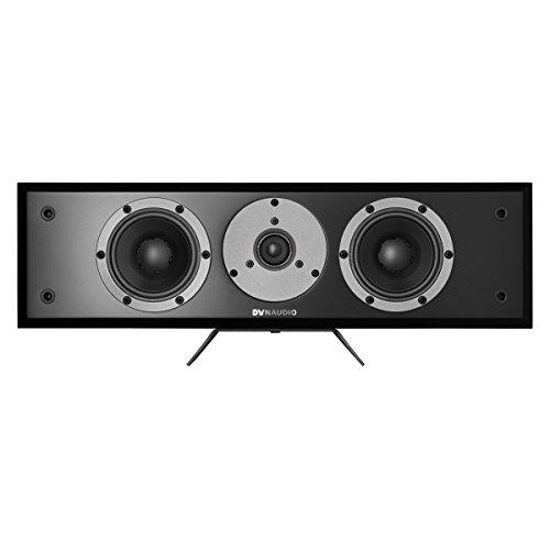 Read About Dynaudio Emit M15C Center Speaker (Satin Black)