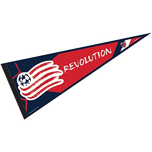 WinCraft New England Revolution Pennant and 12