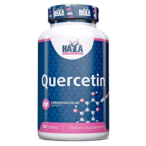 Quercetin 500 mg x 50 Tablets Double Strength Antioxidant Supplement