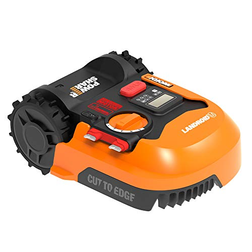 WORX WR140 Landroid M 20V Power Share Robotic Lawn Mower, Orange