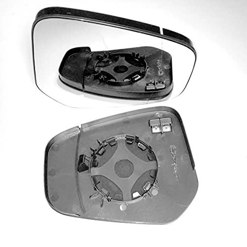 TWMC© ♻ - Zamiennik dla przewozowego kuriera 2014->2020 RHS lustro skrzydełkowe z podstawą, podgrzewane