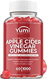 Apple Cider Vinegar Gummies with Raw Organic...