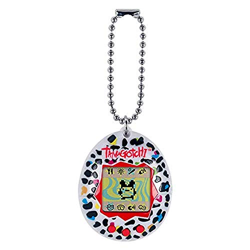 Tamagotchi Friends-42808, Originale Leopardo, Multicolore (Bandai 42808), Colori/Modelli Assortiti