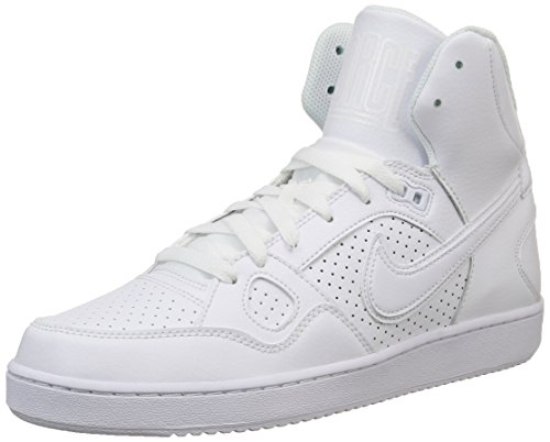 Nike 616281 144 Son Of Force Mid Herren Sportschuhe, Weiß (White/Black 102), 38.5 EU