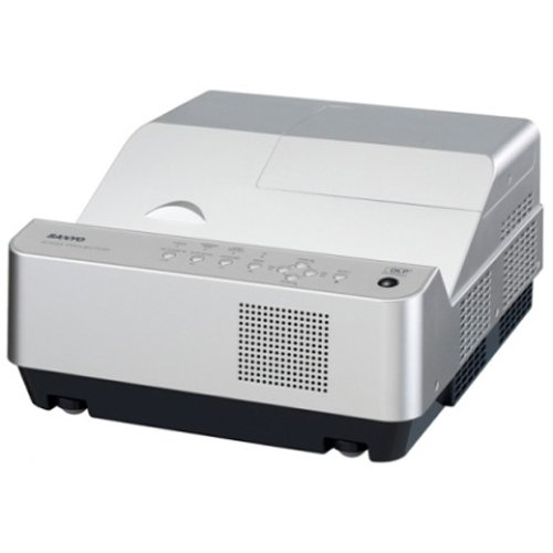 Sanyo PDGDWL2500 110-Inch 1080p Front Projector - Silver