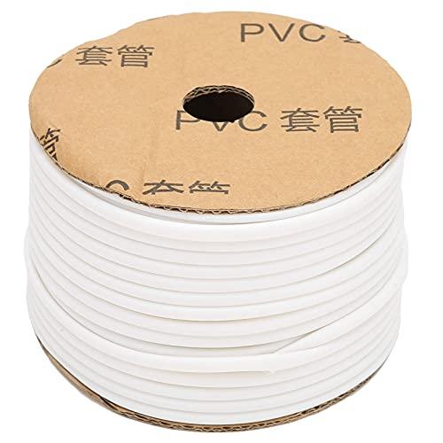 Carcasa de impresora de PVC, 2 piezas de carcasa de PVC, accesorios de impresora de tubo de protección de marcado de núcleo de alambre para Canon(ZMY-1.0)