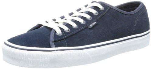Vans M Ferris (Suede) NVY/WHT VVHKLG6, Herren Sneaker, Blau (Navy), EU 43 (US 10)