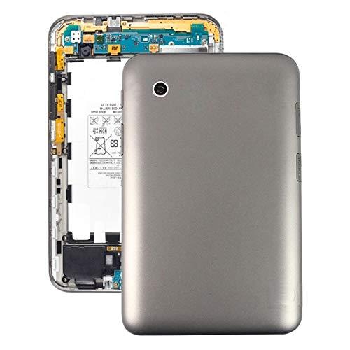 LENASH La batería Cubierta Trasera for Galaxy Tab 2 7.0 P3100 (Gris) Q Reemplazo de la Cubierta Posterior (Color : Grey)