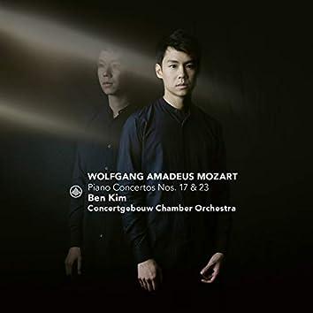 Mozart: Piano Concertos No. 17 & 23