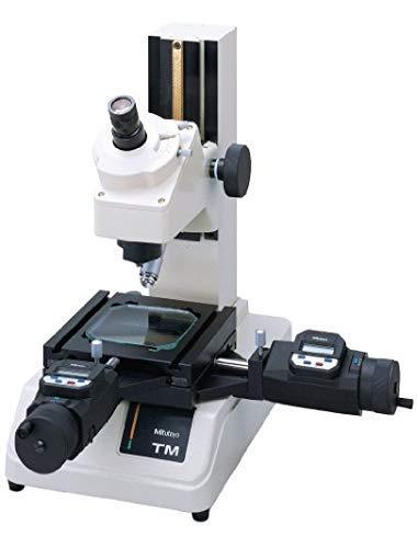 Mitutoyo 176-808A Werkzeugme?mikroskope Mikroskop mit Digimatic Messschrauben, 30-facher Vergr??erung