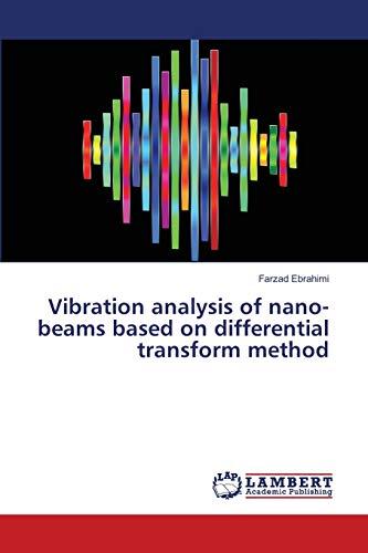 Vibration analysis of nano-beams based on differential transform method