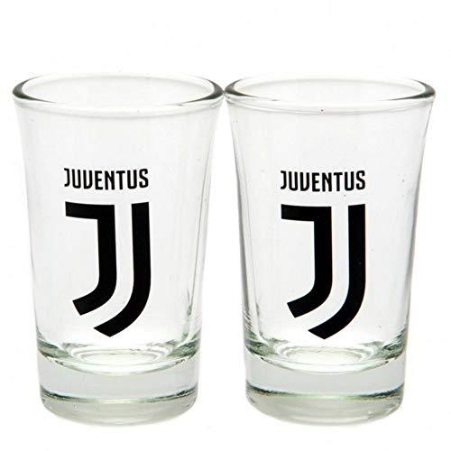 Juventus Turin Schnapsgläser 2er Pack