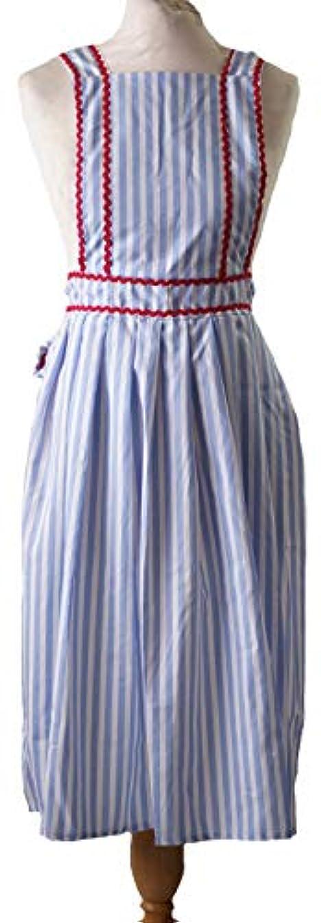 CL COSTUMES World Book Day/Victorian/Nanny Mary Poppins Returns Bathtub Scene Apron Fancy Dress - 2 Sizes